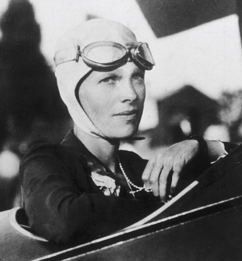 Amelia Earhart: A Builder in the Sky