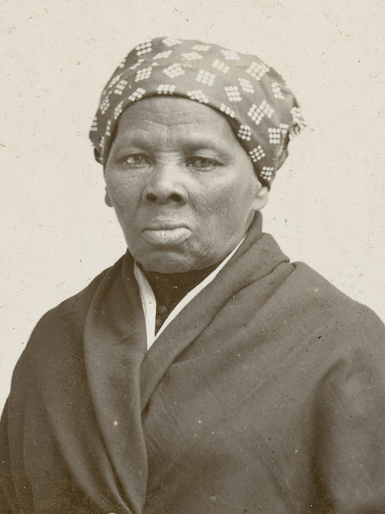 Dedicated Courage: A Psychometric Profile of Harriet Tubman