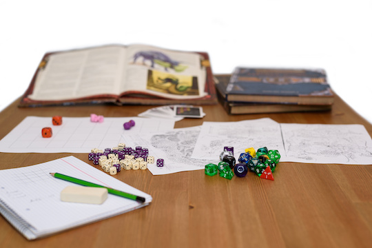 Dungeons & Dragons and Psychometric Assessments?