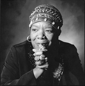 Maya Angelou: The Love of a Merchant