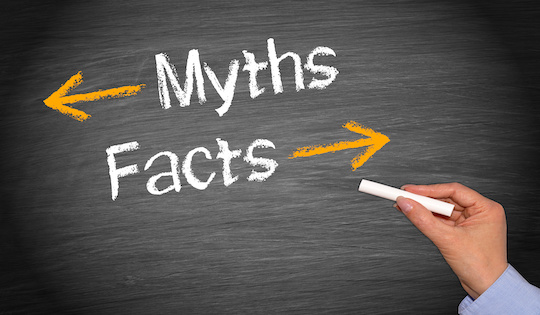 Myths and Misconceptions About Psychometric Assessments